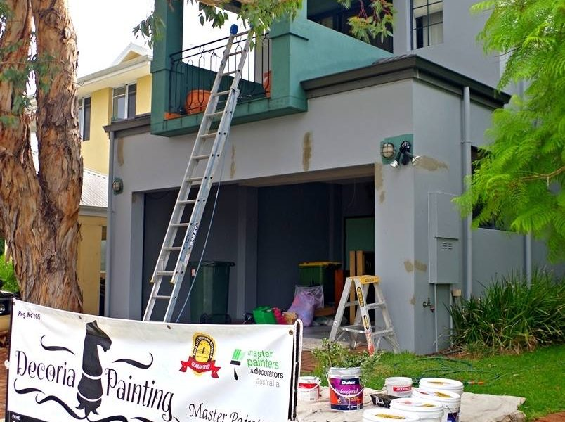 Professional Painting Services Perth