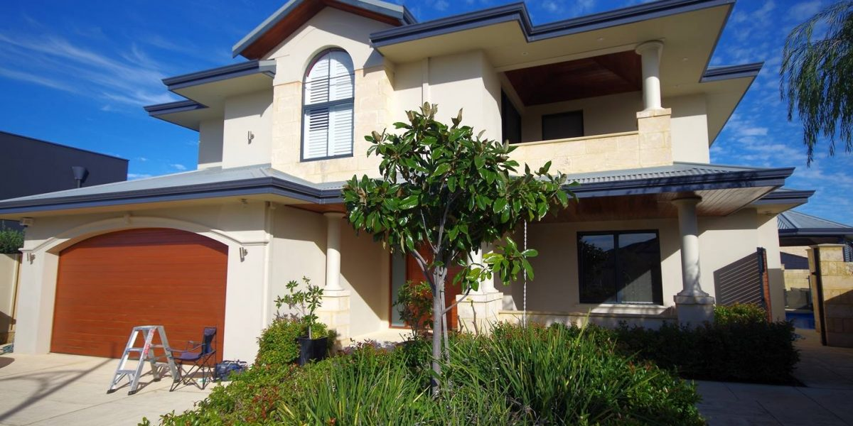 Dulux Exterior Painters in Perth